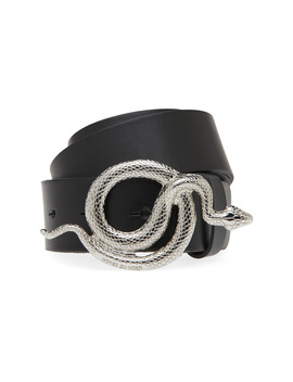 Milo Leather Belt by Notes Du Nord