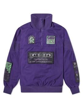 Cav Empt Half Zip Lightweight Jacket by Cav Empt's