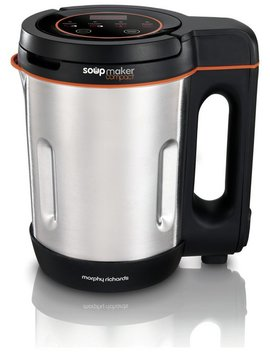 Morphy Richards 501021 Compact Soup Maker   Stainless Steel835/5111 by Argos