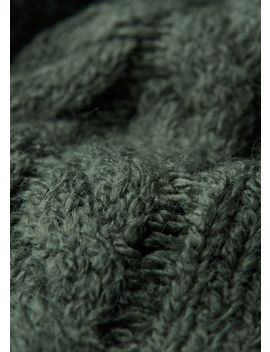 Cable Pullover by Anti Blue
