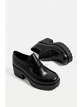 Vagabond Dioon Heeled Loafers by Vagabond