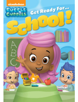 Bubble Guppies: Get Ready For School! (Dvd) by Paramount Pictures