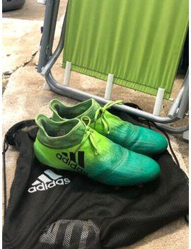 Adidas X 16+ Purechaos Football Boots Nsg Size 9 by Ebay Seller