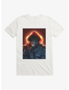It Chapter Two Pennywise Orange Glow T Shirt by Hot Topic