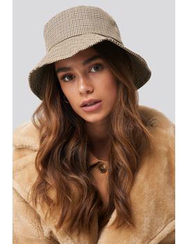 England Hat Bruin by Mango