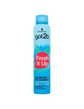 Got2b Fresh It Up Volume Dry Shampoo 200ml by Superdrug