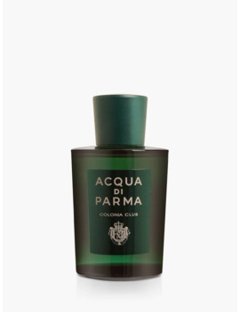 Acqua Di Parma Colonia Club Eau De Cologne by Acqua Di Parma