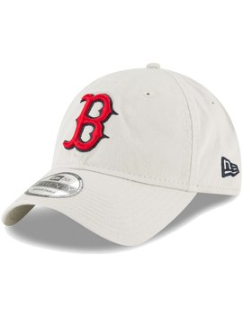 Boston Red Sox New Era Core Classic Twill 9 Twenty Adjustable Hat   Tan by New Era