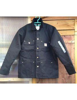 <Span><Span>Rp £112+ M L Carhartt Mens Chore Adjustable Nylon Lined Duck Shell Jacket Coat </Span></Span> by Ebay Seller