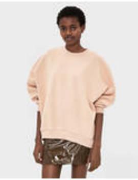 Sweatshirt Oversize by Bershka