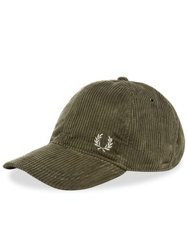 Fred Perry Cord Cap by Fred Perry