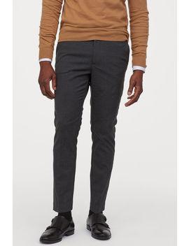Dress Pants Skinny Fit by H&M