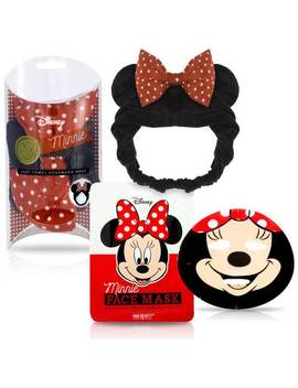 Disney Minnie Face Mask And Headband Gift Set937/2722 by Argos