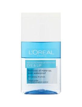 L'oréal Paris Absolute Eye And Lip Make Up Remover 125ml by L'oréal Paris