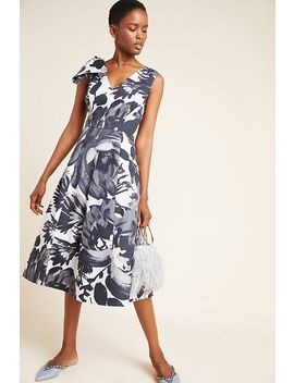 Hermosa Midi Dress by Hope For Flowers By Tracy Reese