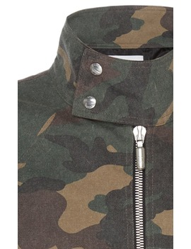 Large Cargo Pocket Jacket by Rhude