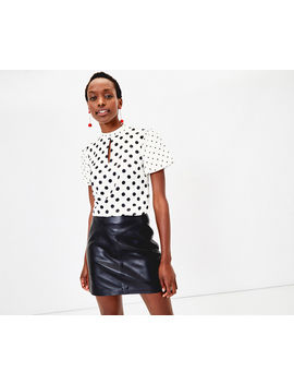 Patch Spot Print Top by Oasis