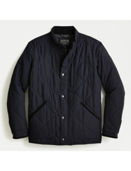 Sussex Quilted Jacket With Eco Friendly Primaloft® by Sussex Quilted Jacket With Eco Friendly Primaloft
