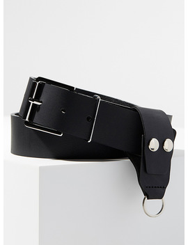 Removable Key Chain Belt by Le 31