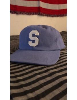 Vintage Stussy Hat by Vintage  ×  Stussy  ×