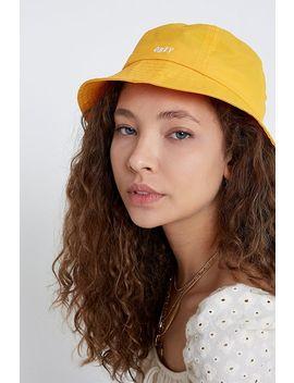 Obey Frederick Bucket Hat by Obey