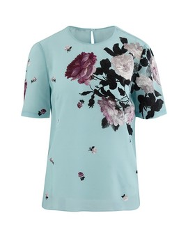 Armilla Silk Top by Erdem