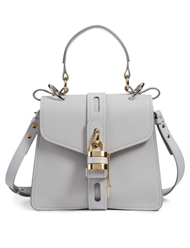 Small Aby Leather Day Bag by Holt Renfrew