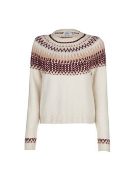 **Only Grey Long Sleeve Printed Jumper by Dorothy Perkins
