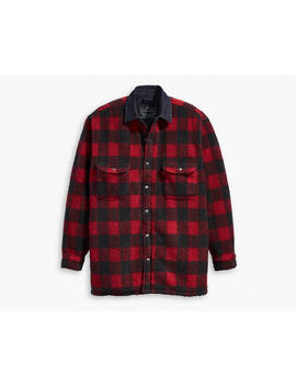 Sherpa Utility Worker Shirt by Levi's