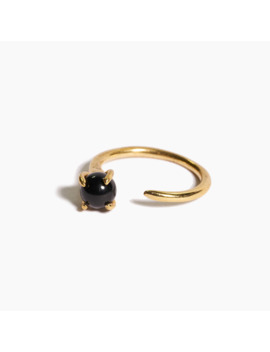 Odette New York® Klint Ring With Stone Sphere by Odette New York
