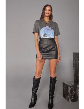 Cara Delevingne E.T. Graphic Tee by Nasty Gal