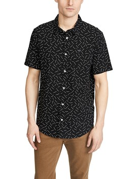 Short Sleeve Printed Shirt by Rvca