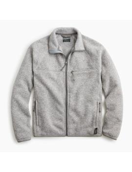 Nordic Full Zip Jacket In Polartec® Sweater Fleece by Nordic Full Zip Jacket In Polartec
