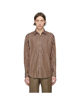 Multicolor Stripe Model 1 Shirt by Cobra S.C.