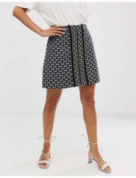 Sass &Amp; Bide Boucle Mini Skirt by Sass & Bide