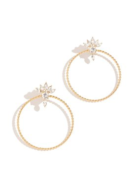 Talitha Earring   Gold by Miss Lola