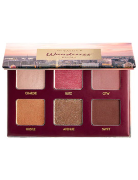Wanderess™ Rush Eyeshadow Palette by Wander Beauty