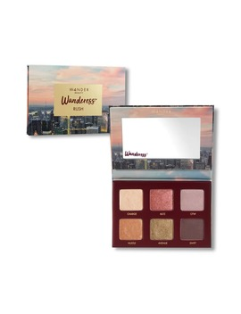 Wanderess Rush Eyeshadow Palette by Wander Beauty