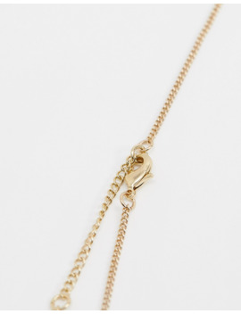 Liars &Amp; Lovers Exclusive Gold Baby Pendant Necklace by Liars & Lovers