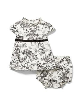 Toile Matching Set by Janie And Jack