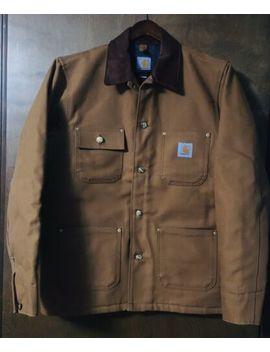 Carhartt Michigan Chore Coat Jacket Size Medium Brand New by Carhartt