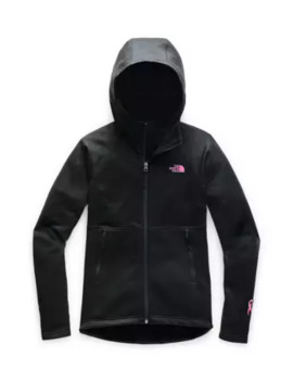 Women's Pink Ribbon Canyonlands Hoodie by The North Face