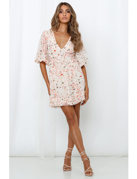 Forever Or Never Dress Pink by Hello Molly