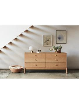 Pillar Low Dresser by Michael Anastassiades  Designed