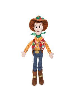 Woody Holiday Plush Doll – Toy Story – Medium – 18'' | Shop Disney by Disney