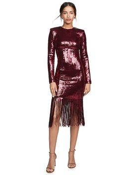 Matisse Sequined Midi Dress by Rebecca Vallance