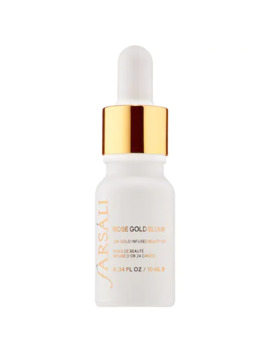 Rose Gold Elixir – 24k Gold Infused Beauty Oil Mini by FarsÁli