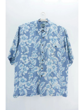 Silk Traders   Floral Hawaiian Silk Shirt by Hawaiian Shirt  ×