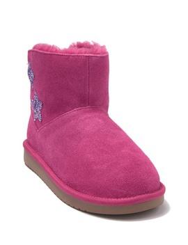 Koola Faux Fur Lined Star Mini Boot (Little Kid & Big Kid) by Koolaburra By Ugg