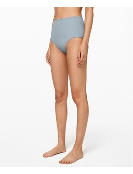 Clear Waters High Rise Med Bottom by Lululemon